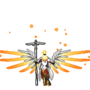 Mercy Pixel Animation