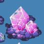 Crystals by maruki