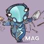 Mag- Warframe