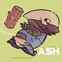 Ash- Warframe