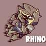 Rhino- Warframe