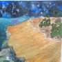 Forest, Ocean, Desert, Mountain