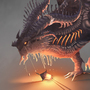 Elder Dragon Design by GavinWynford