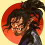 Miyamoto Orcsashi by ArtDeepMind