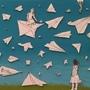 """B-MYOASIS"" Paper Whirlwind"