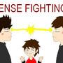 Intense fighting!