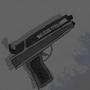 Joe Porello's Gun (sketch)