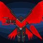 The Akrian Warrior: Hornet by Flashcard-Man