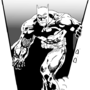 Batman by DrDave