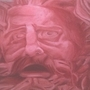 Man Face by Mieshka