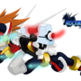 AA-Megaman Axl by AdventAxl