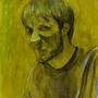 Self Portrait In Green by ornery