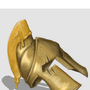 Spartan Helmet? by Torvald2000