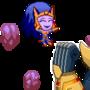 59 Thanos from Marvel vs. Capcom Infinite