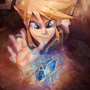Magic jewel thief