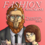 Mr. and Mrs. Harrison [Magazine Cover]