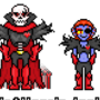another underfell pixels lol