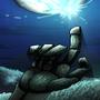 Rusty hand by Boomnm