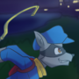 Sly Cooper vs. Rouge the Bat