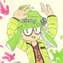 fashionable squid