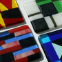 Fused Glass Coasters
