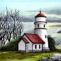 Lighthouse by kacenace