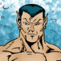 "Namor ""The Submariner"" - Fan Art - Lining and Coloring"