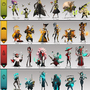Stranded Land: 6 months of character design...