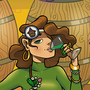 Prohibition Witch