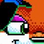 Pixelated Fiona