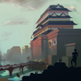 Old China City