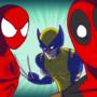 3 MARVEL Superheroes