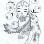 Sir Eyesalot by Vasodilation
