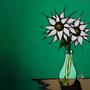 Flower Still Life by Deathcalypse