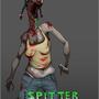The Spitter by SuperKusoKao