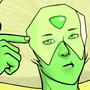 Steven universe Peri Clods