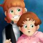 Gwendy & Gilly Portrait