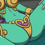 Rottytops Princess Costume (SFW)