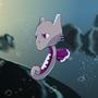 Alien Seahorse!