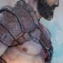 Kratos and His Mighty Nipple