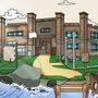 Shiner Island Water Prison
