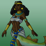 Egyptian Mermaid