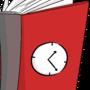 Matelol - RedBook Clock