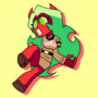 scanty is trippin