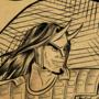 Loki leading Surtur's Army toward Asgard