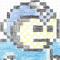 Mega Man sprite art