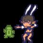 FF14 - Bunny Aymeric