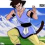 Dragonball A similar Universe: Roh (Saiyan Saga)