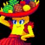 Chiquita Banana Pixel
