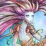 Tropical Mermaid